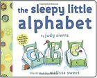 The Sleepy Little Alphabet by Judy Sierra (Board book, 2014)