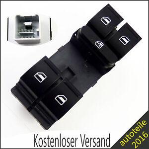 Neu-Fensterheber-Schalter-Knoepfe-fuer-Skoda-Octavia-Fabia-Superb-Yeti-1Z0959858B