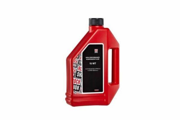 RockShox Suspension Oil 15wt 1 Liter Bottle Lower Legs