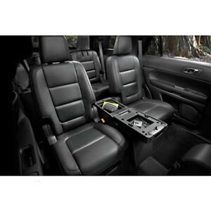 Image Is Loading Oem New 2nd Row Center Console Xlt Limited
