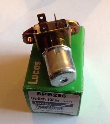 lucas 34790 34536 SPB296 103SA floor mounted dip switch for MGB MINI TRIUMPH
