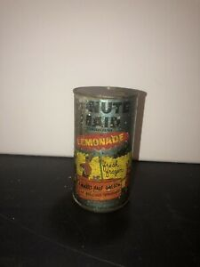 VINTAGE-Rare-Minute-Maid-Lemonade-Mix-Can