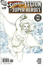 Supergirl and the Legion and Superheroes '06 16 FN Sketch Issue A3