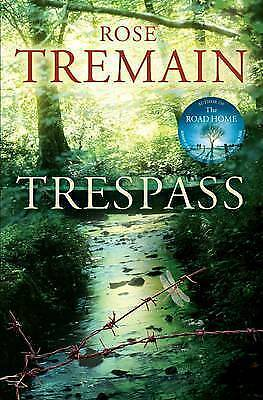 """AS NEW"" Trespass, Tremain, Rose, Book"