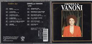 ORNELLA-VANONI-CD-Serie-GOLDEN-AGE-MADE-in-ITALY-1993-fuori-catalogo