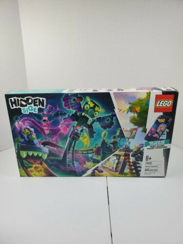 Lego 70432 Hidden Side Haunted Fairground Sealed New