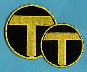 Teen-Titans-Terra-Symbol-Embroidered-Iron-On-Patch-Choice-of-Sizes