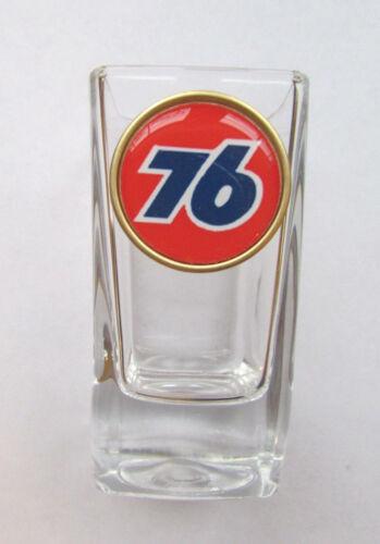 Union 76 Gas Logo Shot Glasses Union 76 Gas Shot Glass Union76 Gas glass