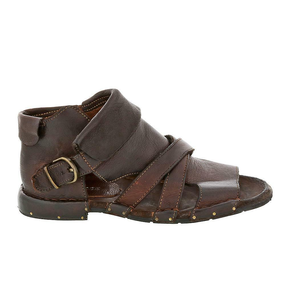 8100 Melpink Washed Dstrsted Sandal