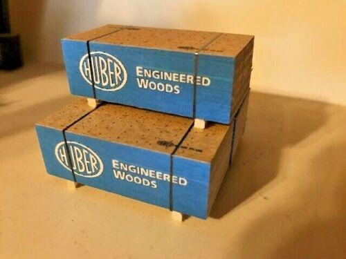 Lot of O lumber yard details      MUST SEE  HUBER