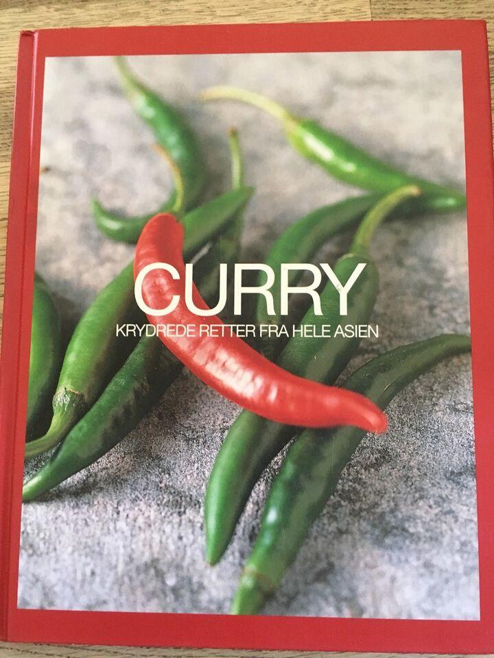 Curry - Krydrede retter fra hele Asien, Mridula Baljekar ,
