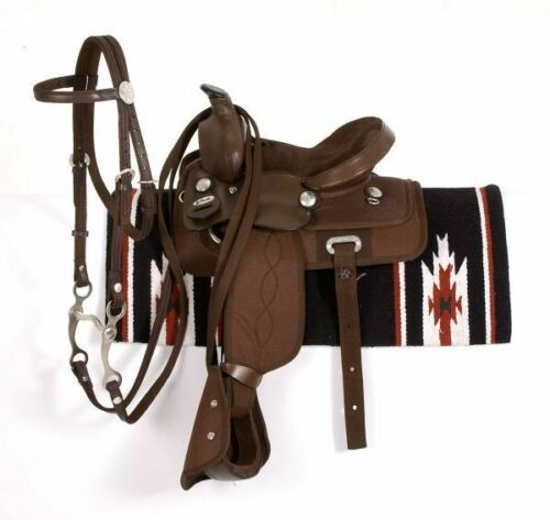 Details about  /King Series Krypton Western Saddle Package