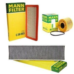 Engine Air Filter Mann C36003 For Mini R55 R56 R57 R58 R60 Cooper Paceman 1.6 L4