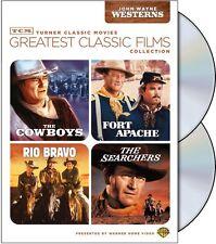 TCM Greatest Classic Films Collection: John Wayne We DVD Region 1