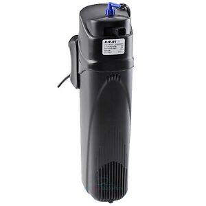 9W-UV-Sterilizer-w-Submersible-Pump-Filter-75-gal-Aquarium-Fish-Tank