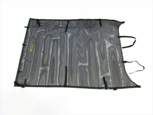 07-18 JEEP WRANGLER UNLIMITED 4 DOOR MESH SUN SCREEN BONNET COVER OEM NEW MOPAR