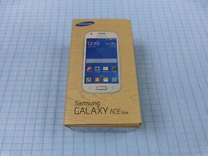 Samsung-Galaxy-Ace-Style-SM-G310HN-4GB-Weis-Neu-amp-OVP-Ohne-Simlock-RAR