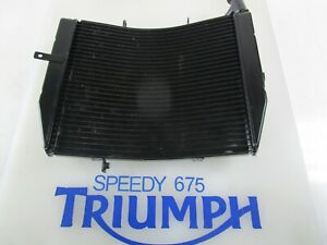 TRIUMPH-DAYTONA-675-RADIATOR-CURVED-T2100072-FITS-UP-TO-2012