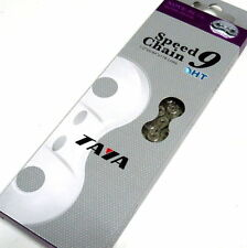 gobike88 TAYA DECA-101 10 Speed Chain Silver S34 116 Links