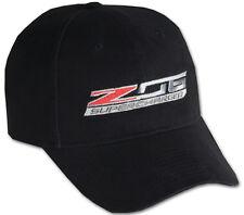 C7 Z06 Corvette Supercharged Black Hat