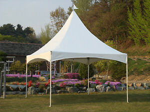 Commercial High Peak Marquee Tent 10x10/10x13/12x12 lasting