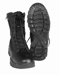 Boots Schwarz Us 43 Black Tactical Größe Stiefel JcTlFK31