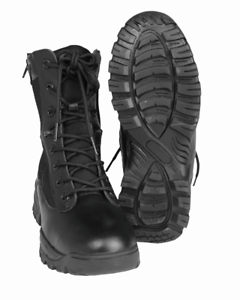 Schwarz Us Black Tactical Boots Stiefel Größe 43 6Yy7gfbv