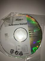 Nikon S3300 Coolpix Cd-rom Instruction Reference Manual Guide Camera Guide