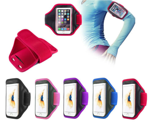 Sports Running Jogging Gym Armband Arm Band Case Cover Holder pour iPhone 6 6 S