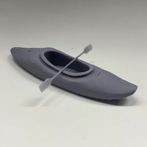 Resin-Sport-Boat-Kayak-with-Paddle-1-24-1-25-2