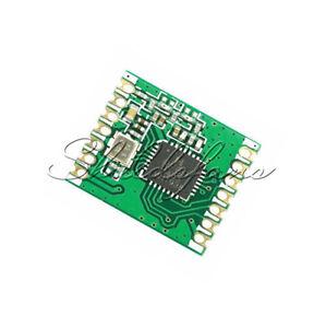 5PCS-RFM69CW-HopeRF-433Mhz-Wireless-Transceiver-with-RFM12B-compatible-Footprint