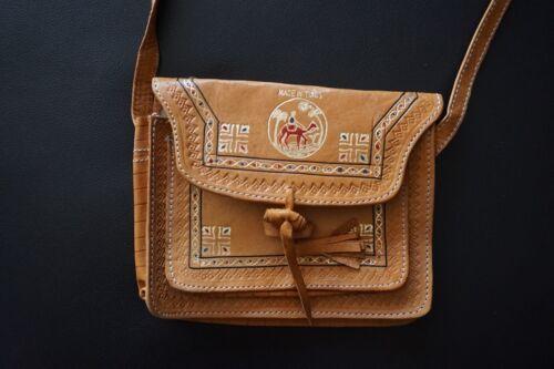 natuurlijk schoudertas leer Handtas Echt Vintage Nieuwe lederen schoudertas wwRnagf