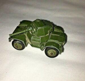 Dinky-Toys-No-670-1954-70-British-Army-Daimler-Armoured-Car