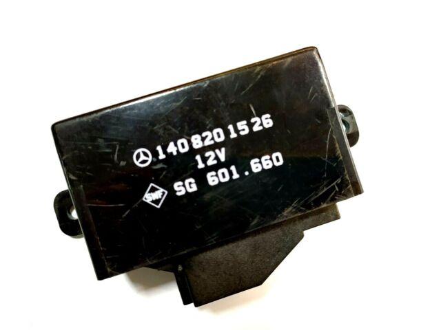 MERCEDES-BENZ CLASSE S W140 Commande Sièges Chauffants Relais A1408201526 SWF