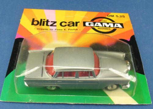 nuevo en OVP-maqueta de coche-Model Car Gama mini-mod-Mercedes-Benz 220 S 1:47