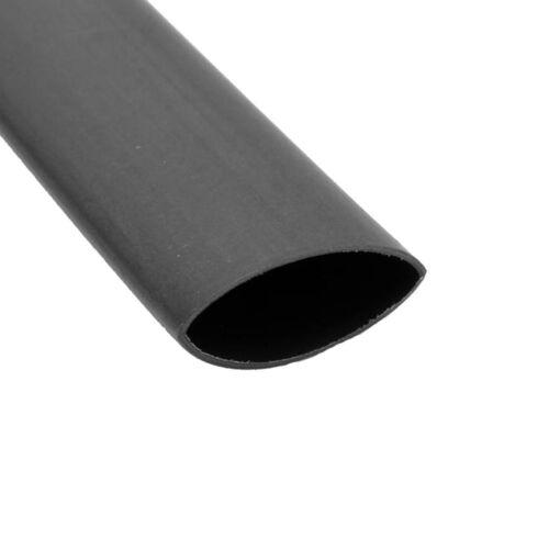 "33/' Black 1//16/"" 1.5mm 2:1 Heat Shrink Tubing Wire Wrap Assortment Tube Sales"