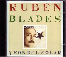 RUBEN BLADES - Y SON DEL SOLAR - ELEKTRA 1988 CD