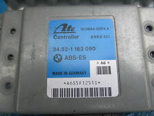 34521163090 ABS ES CONTROL ECU RELAY MODULE from a 1995 BMW 318iS COUPE E36