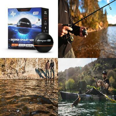 Deeper ITGAM0301 Smart Fish Finder PRO