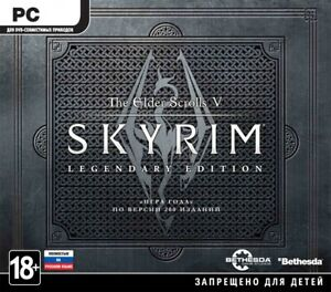 Details about The Elder Scrolls V 5 Skyrim Legendary Edition Steam key  region free