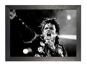 Michael Jackson 15 American Singer Poster King of Pop Music Star Photo Quote