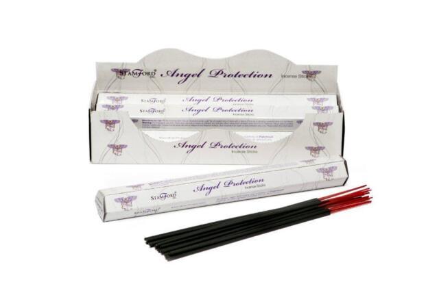 Incense Stick Stamford Hexagonal Lavender 6pcs