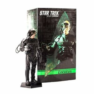 Star Trek Locutus De Borg Mini Master Figure Article Officiel De Qmx