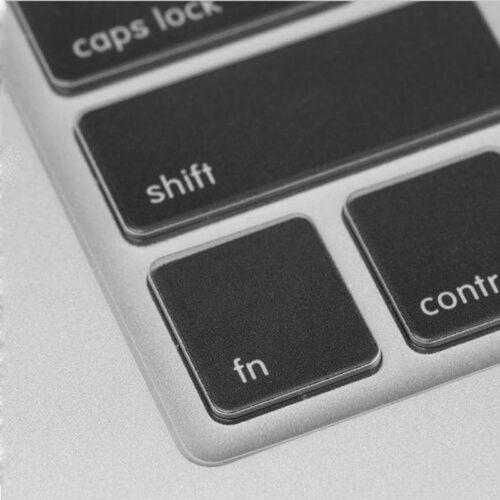 """Ultrathin Clear TPU Keyboard Cover Skin for Apple Macbook Pro //Retina 13/"""" 15/"""""""