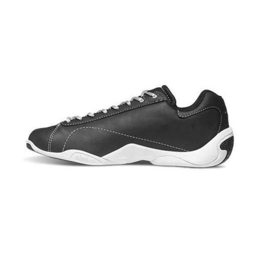 New Men/'s Piloti Prototipo GT Leather Driving Racing Shoes Size 7-11.5 Black