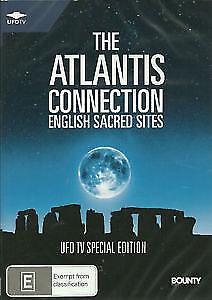 The-Atlantis-Connection-DVD-DOCUMENTARY-SACRED-SITES-UFO-TV-Stonehenge