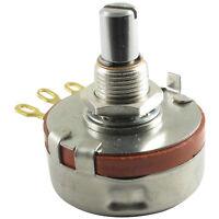 Pec Slotted Solid Shaft 2 Watt Potentiometer 250k Linear