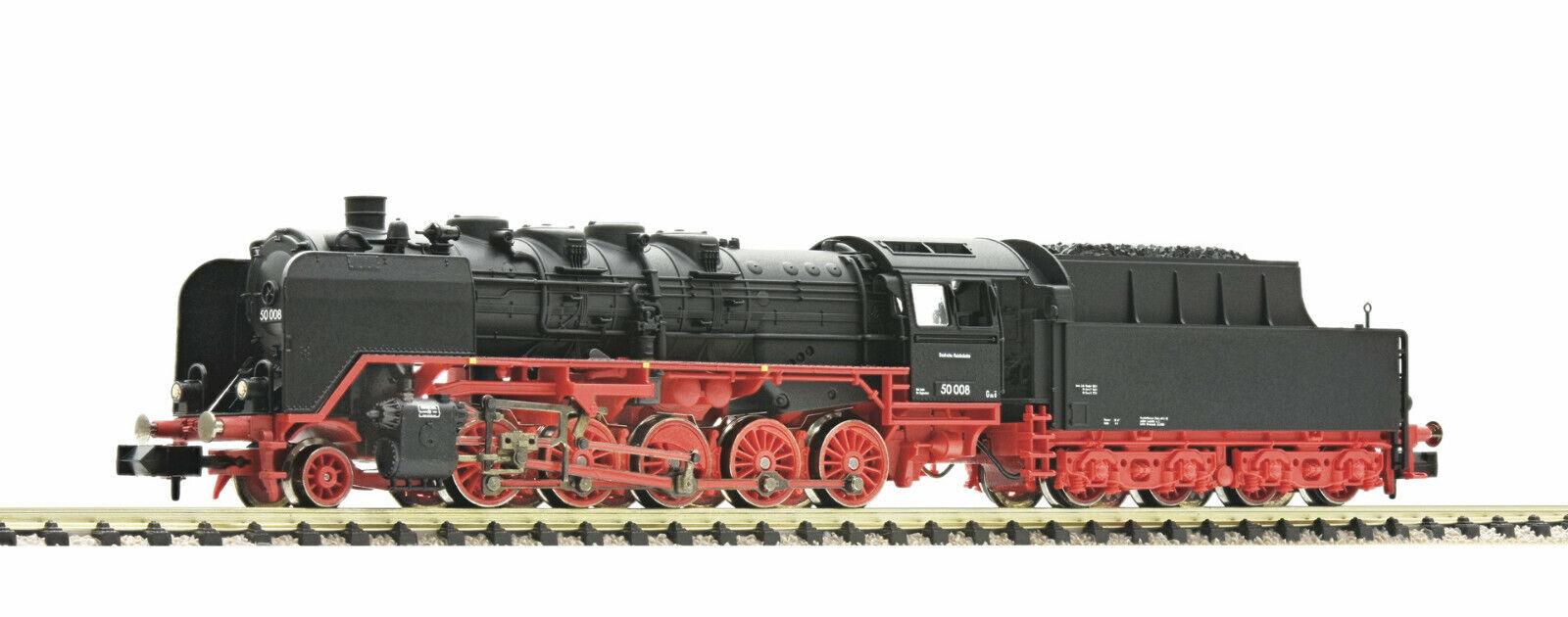 Fleischmann n 718083 locomotora a vapor br 50 de la DRG digital nuevo embalaje original