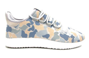 88723728c945 Image is loading ADIDAS-TUBULAR-SHADOW-SNEAKERS-CAMOUFLAGE-GREY-PINK-WHITE-