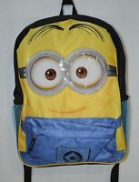 Accessory Innovations Despicable Me Minion Multicolor Boy's Medium Backpack